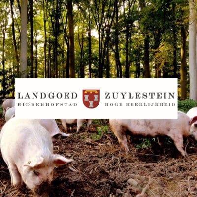 Varkensvlees van Zuylenstein